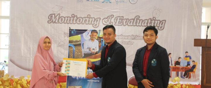 MAHASISWA MANAJEMEN MERAIH THE BEST PRESENTER PADA MONITORING AND EVALUATION PKM INTERNAL UNIDA 2021